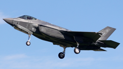 09-5006 - Lockheed Martin F-35A Lightning II - United States - US Air Force (USAF)