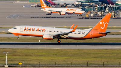 HL8297 - Boeing 737-83N - Jeju Air