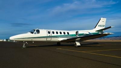 N102DR - Cessna 551 Citation II(SP) - Private
