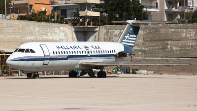 SX-BAR - British Aircraft Corporation BAC 1-11 Series 215AU - Hellenic Imperial Airways