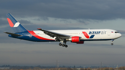 A picture of VQBUP - Boeing 76733A(ER) - Azur Air - © MilanWitham