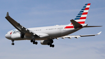 N293AY - Airbus A330-243 - American Airlines