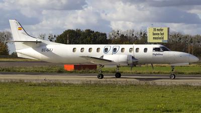 EC-GXJ - Swearingen SA226-TC Metro II - Flightline