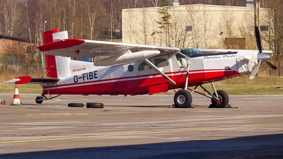 D-FIBE - Pilatus PC-6/B2-H4 Turbo Porter - Private