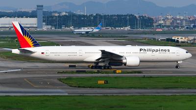 RP-C7782 - Boeing 777-3F6ER - Philippine Airlines