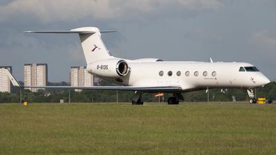 B-8135 - Gulfstream G-V(SP) - Deer Jet