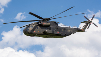 84-44 - Sikorsky CH-53G - Germany - Air Force