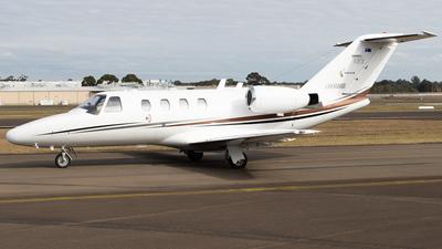 VH-RMB - Cessna 525 Citationjet CJ1 - AgAir
