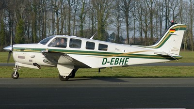 D-EBHE - Beechcraft B36TC Bonanza - Private