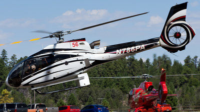 N786PA - Eurocopter EC 130B4 - Private