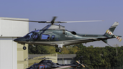 PR-MMK - Agusta A109E Power - Icon Aviation