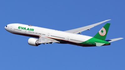 B-16726 - Boeing 777-35EER - Eva Air