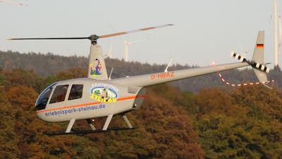 D-HBAZ - Robinson R44 Raven - Heli-Service Ziegler