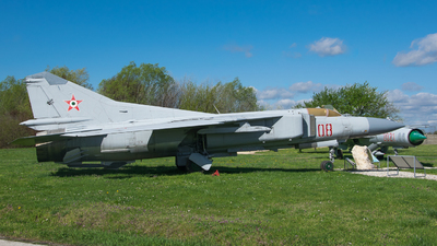 08 - Mikoyan-Gurevich MiG-23MF Flogger B - Hungary - Air Force