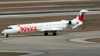 C-GPJZ - Bombardier CRJ-705LR - Air Canada Jazz
