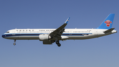 B-324P - Airbus A321-253NX - China Southern Airlines