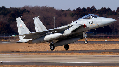 42-8842 - McDonnell Douglas F-15J Eagle - Japan - Air Self Defence Force (JASDF)
