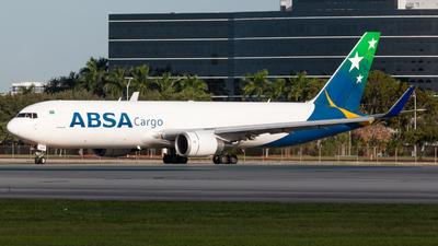 PR-ABB - Boeing 767-316F(ER) - ABSA Cargo Airline