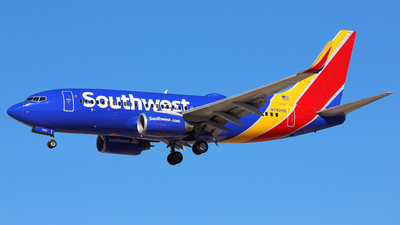 N7826B - Boeing 737-79P - Southwest Airlines