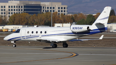 N360AV - Gulfstream G150 - Private