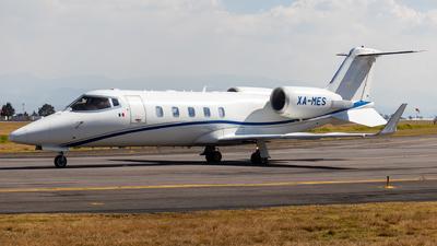 XA-MES - Bombardier Learjet 60XR - Private