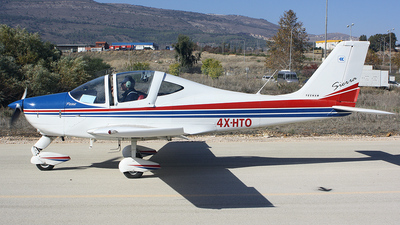 4X-HTO - Tecnam P2002 Sierra - Private