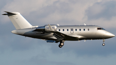 N921WD - Bombardier CL-600-2B16 Challenger 601 - Private