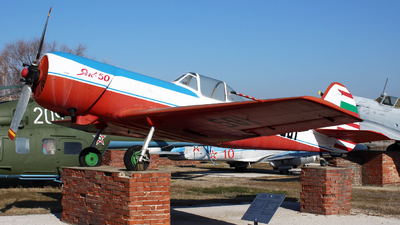 LZ-501 - Yakovlev Yak-50 - Bulgaria - Air Force