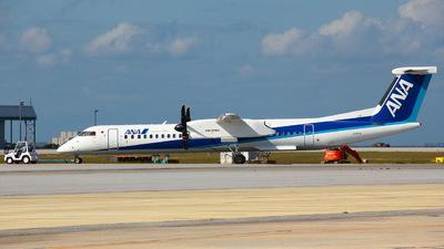 JA463A - Bombardier Dash 8-Q402 - ANA Wings