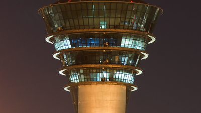 ZGGG - Airport - Control Tower