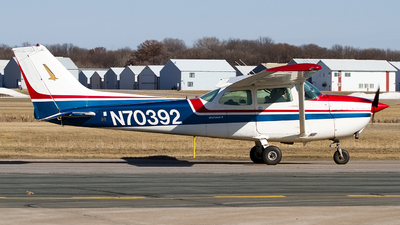 N70392 - Cessna 172M Skyhawk - Private