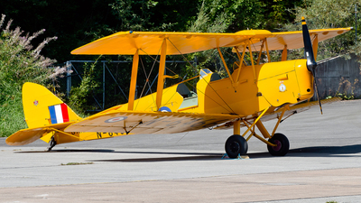 G-ANKZ - De Havilland DH-82A Tiger Moth - Private