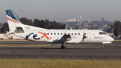 VH-ZRL - Saab 340B - Regional Express (REX)