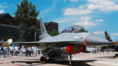 304 - General Dynamics F-16A Fighting Falcon - Norway - Air Force