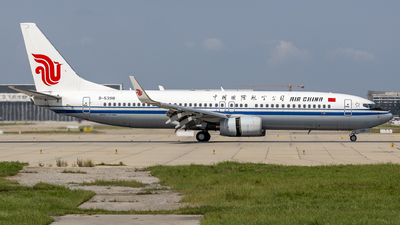 A picture of B5398 - Boeing 73789L - Air China - © china_sanmanceo