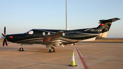 HB-FWM - Pilatus PC-12/47E - Private