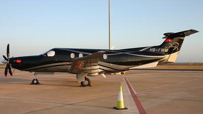 A picture of HBFWM - Pilatus PC12/47E -  - © paulo carvalho