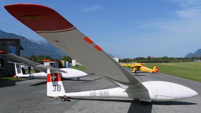 HB-1686 - Rolladen Schneider LS-4 - Private