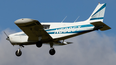 N5025T - Piper PA-28-140 Cherokee - Private