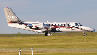 C-FACO - Cessna 560 Citation V - Private