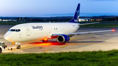 TF-BBL - Boeing 737-490(SF) - Bluebird Nordic