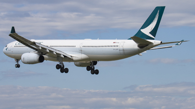 A picture of BLAP - Airbus A330343 - Cathay Pacific - © DAYDREAMER