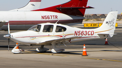 N563CD - Cirrus SR22 - Private