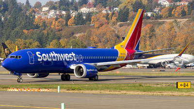 N8723Q - Boeing 737-8 MAX - Southwest Airlines