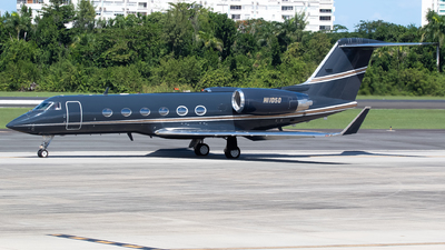 HI1050 - Gulfstream G-IV - Private