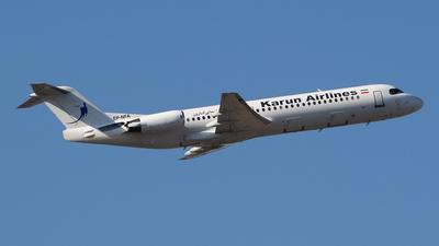 EP-NFA - Fokker 100 - Karun Airlines