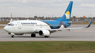 C-GCNW - Boeing 737-36Q - Canadian North