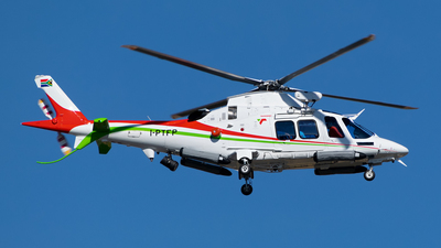 I-PTFP - Agusta-Westland AW-109SP GrandNew - Transnet National Port Authority