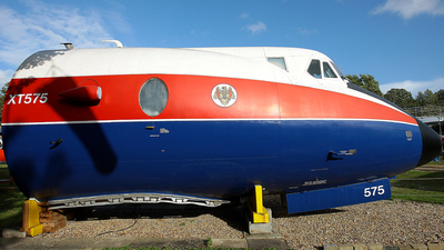 XT575 - Vickers Viscount 837 - United Kingdom - Royal Aircraft Establishment
