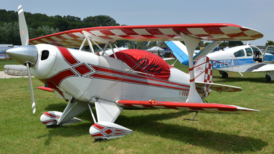 I-BBMM - Pitts S-2B Special - Private